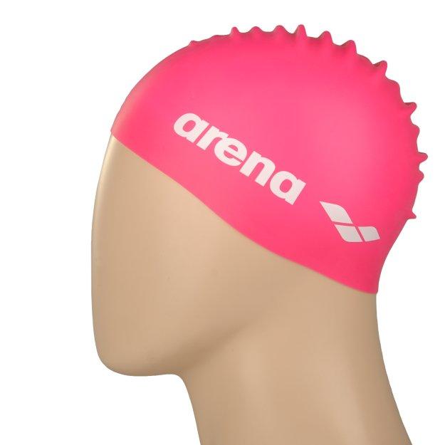 Шапочка для плавания Arena Classic Silicone Jr - MEGASPORT