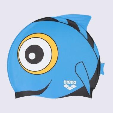Шапочки для плавания arena Awt Fish Cap - 101713, фото 1 - интернет-магазин MEGASPORT