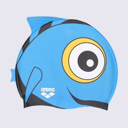 Шапочки для плавання Arena Awt Fish Cap - 101713, фото 2 - інтернет-магазин MEGASPORT