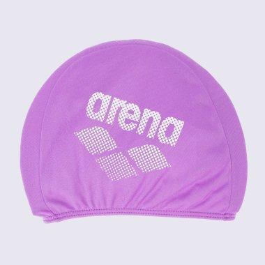 Шапочки для плавания arena Polyester Ii - 123442, фото 1 - интернет-магазин MEGASPORT