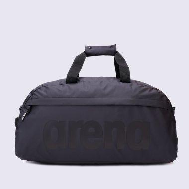 Сумки arena Team Duffle 40 All-Black - 123443, фото 1 - интернет-магазин MEGASPORT