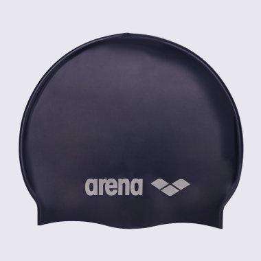 Шапочки для плавання arena Classic Silicone - 123003, фото 1 - інтернет-магазин MEGASPORT