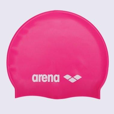 Шапочки для плавання arena Classic Silicone - 123005, фото 1 - інтернет-магазин MEGASPORT
