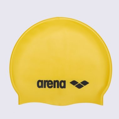 Шапочки для плавания arena Classic Silicone Jr - 123006, фото 1 - интернет-магазин MEGASPORT