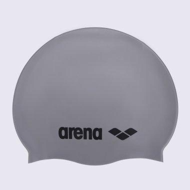 Шапочки для плавання arena Classic Silicone - 135204, фото 1 - інтернет-магазин MEGASPORT