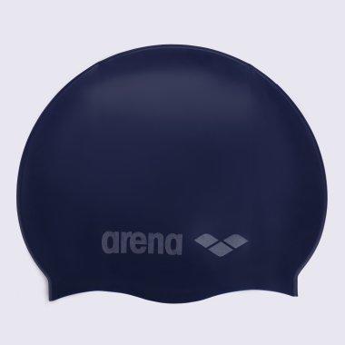 Шапочки для плавання arena Classic Silicone - 135205, фото 1 - інтернет-магазин MEGASPORT