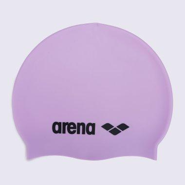 Шапочки для плавання arena Classic Silicone - 135206, фото 1 - інтернет-магазин MEGASPORT