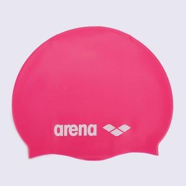Шапочки для плавання arena Classic Silicone - 135207, фото 1 - інтернет-магазин MEGASPORT