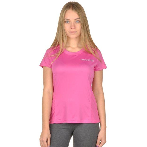 Футболка Uniform ladys T-shirt - 84554, фото 1 - интернет-магазин MEGASPORT