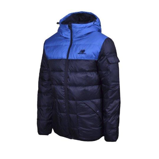 Куртка-пуховик New Balance Camper Light Weight Down Jacket - фото
