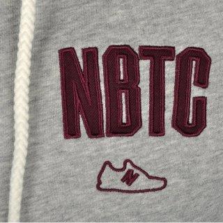 Кофта New Balance Trackclub Zip Hood - фото 3