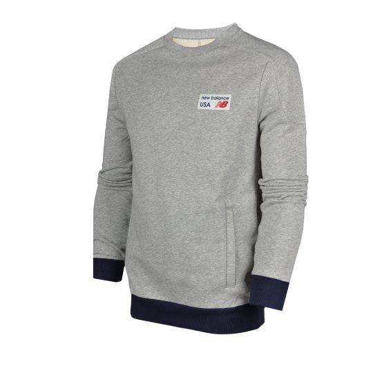 Кофта New Balance Sweatshirt - фото