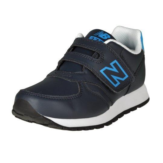 Кросівки New Balance Model 377 - фото