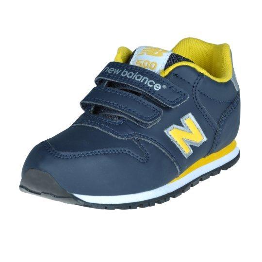 Кросівки New Balance Model 500 - фото