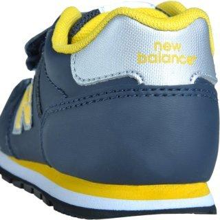 Кросівки New Balance Model 500 - фото 5