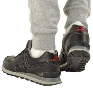 Кросівки New Balance Model 574 - фото 7