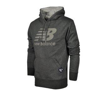 Кофта New Balance Pullover Hoodie - фото 1