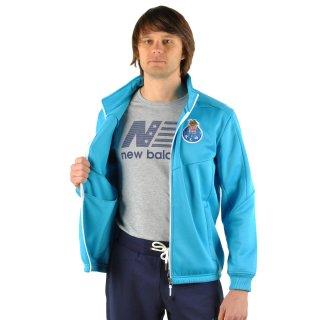 Кофта New Balance Fcp Walk Out Jacket - фото 8