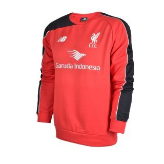 Кофта New Balance Lfc Training Sweat - фото 1