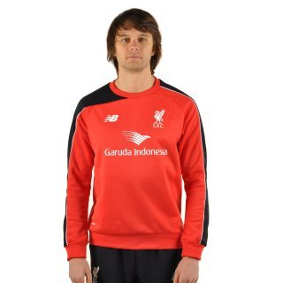 Кофта New Balance Lfc Training Sweat - фото 4