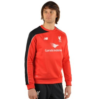 Кофта New Balance Lfc Training Sweat - фото 5
