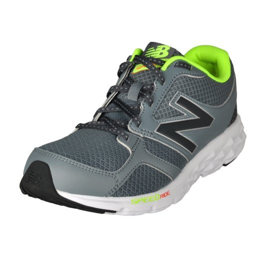 Кросівки New Balance Model 490 - фото