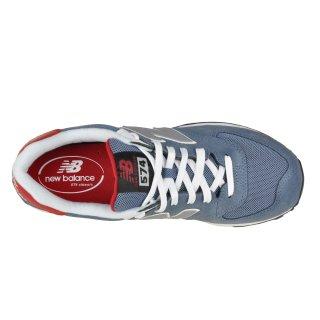 Кросівки New Balance Model 574 - фото 5