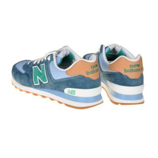 Кросівки New Balance Model 574 - фото 4