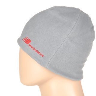 Шапка New Balance Heavyweight  Fleece Beanie - фото 2