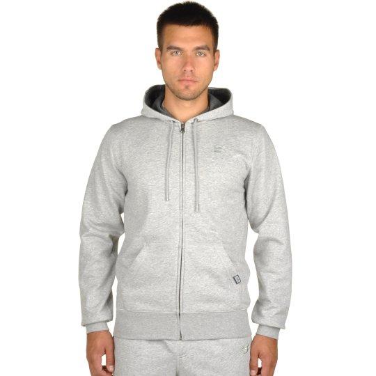 Кофта New Balance Fz Fleece Hoodie - фото