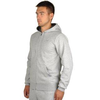 Кофта New Balance Fz Fleece Hoodie - фото 2