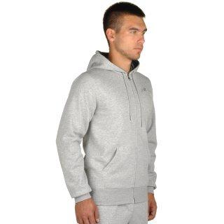 Кофта New Balance Fz Fleece Hoodie - фото 4