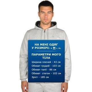Кофта New Balance Fz Fleece Hoodie - фото 7