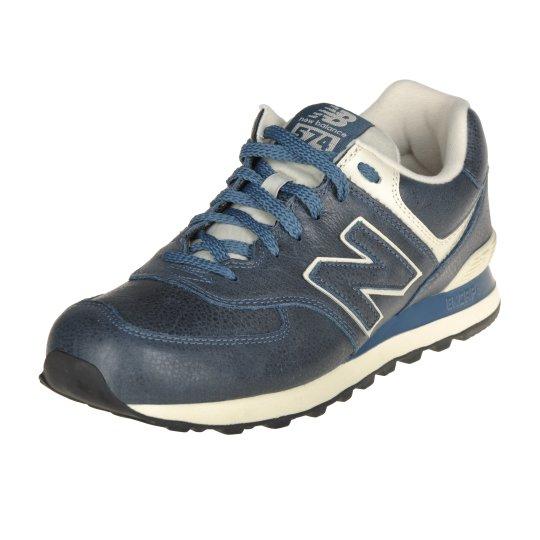 Кросівки New Balance Model 574 - фото