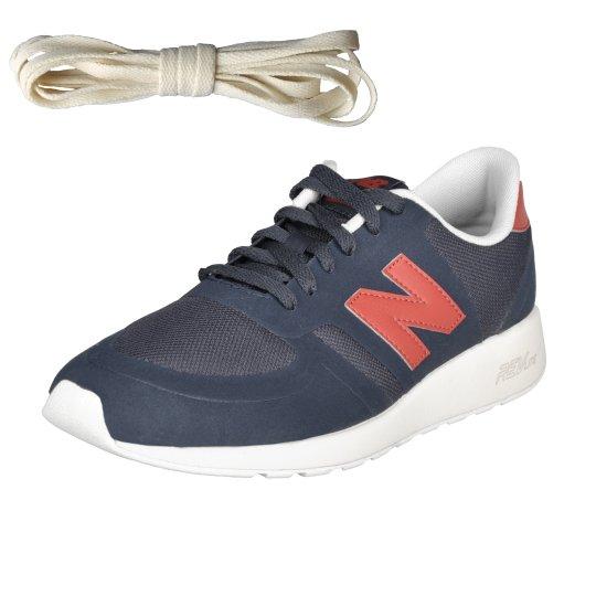 Кросівки New Balance Model 420 - фото