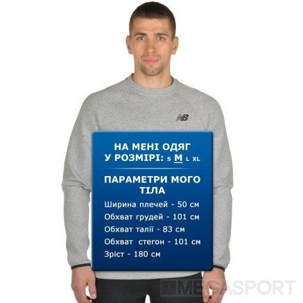 Кофта New Balance Sport Style - 95129, фото 4 - інтернет-магазин MEGASPORT