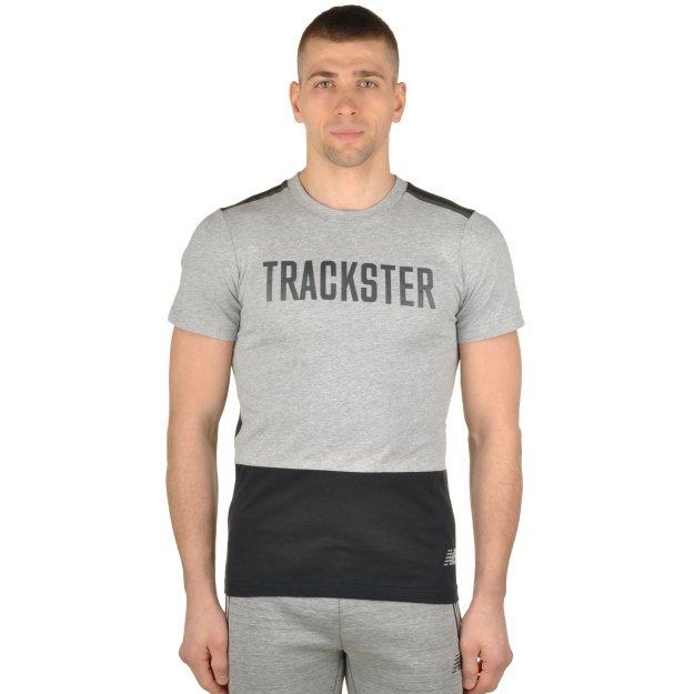 Футболка New Balance Trackster - MEGASPORT