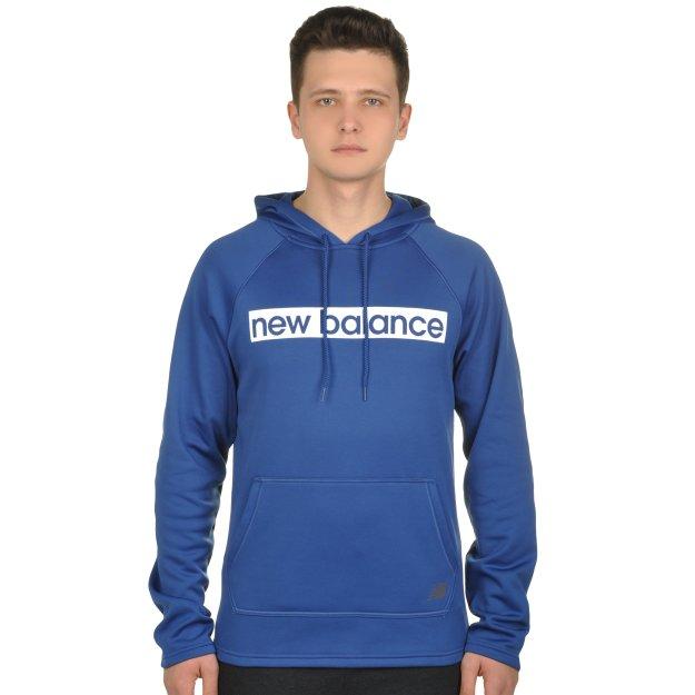 Кофта New Balance Gift Hoody - MEGASPORT
