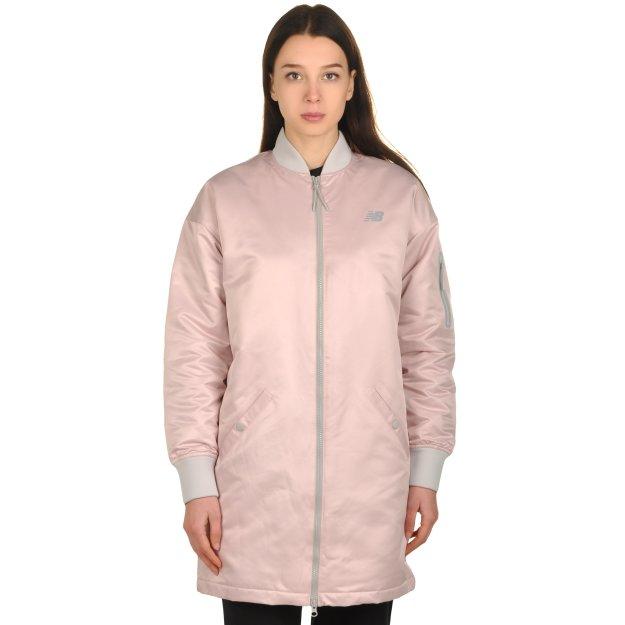 Куртка New Balance 247 Luxe Ma1 Flight - MEGASPORT