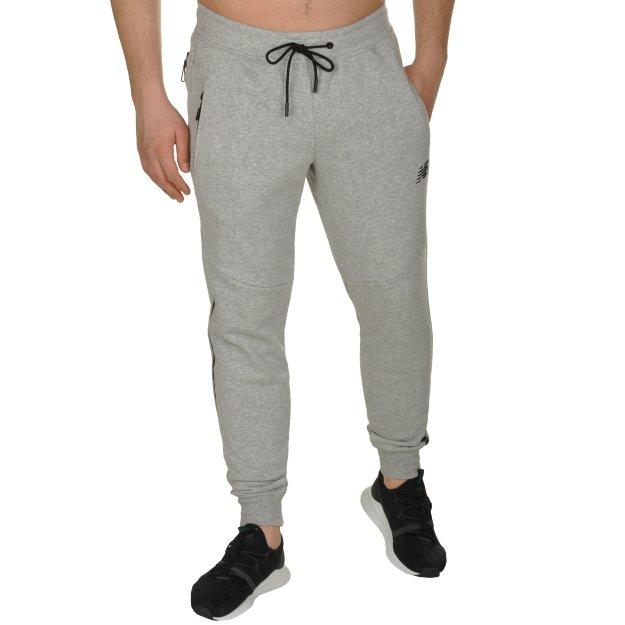 Спортивные штаны New Balance Sport Knit - 109886, фото 1 - интернет-магазин MEGASPORT