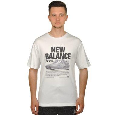Футболки newbalance Classic 574 - 109918, фото 1 - інтернет-магазин MEGASPORT