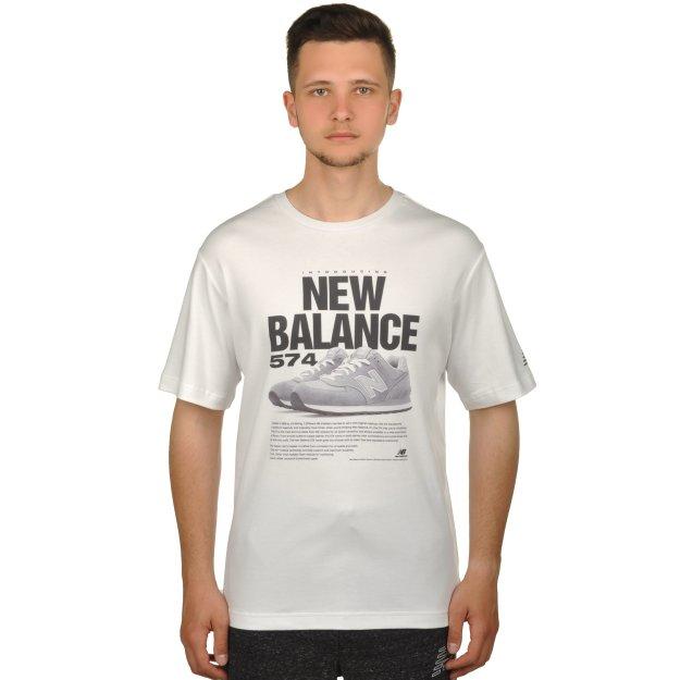 Футболка New Balance Classic 574 - MEGASPORT