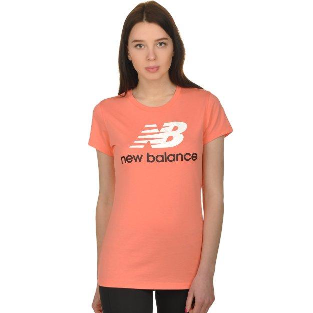Футболка New Balance Nb Logo - MEGASPORT