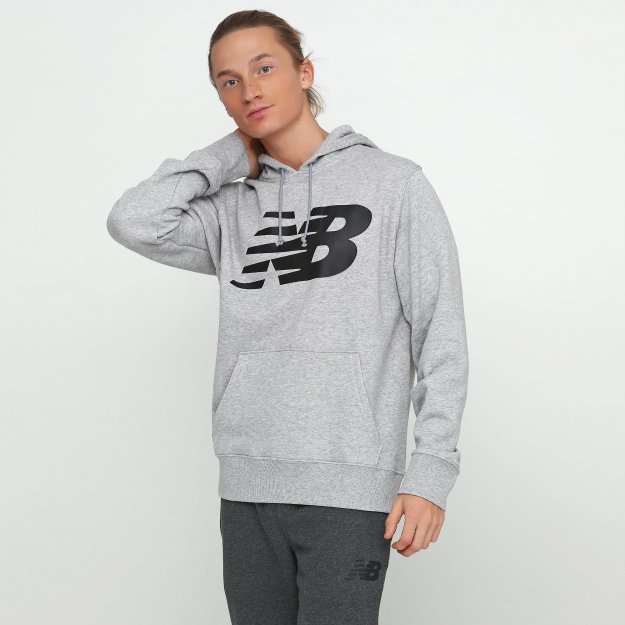 Кофта New Balance Core Fleece Hoody - MEGASPORT