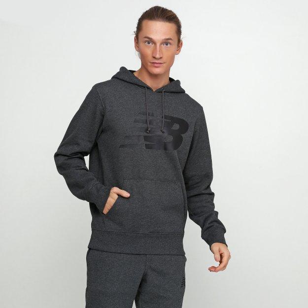 Кофта New Balance Core Fleece Hoody - MEGASPORT