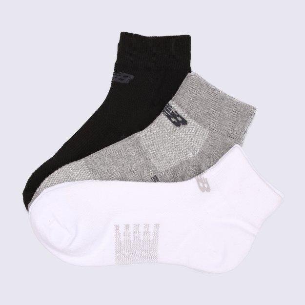 Шкарпетки New Balance Quarter - Flat Knit - MEGASPORT