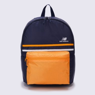 Рюкзаки newbalance Lsa Essentials Backpack - 122558, фото 1 - інтернет-магазин MEGASPORT