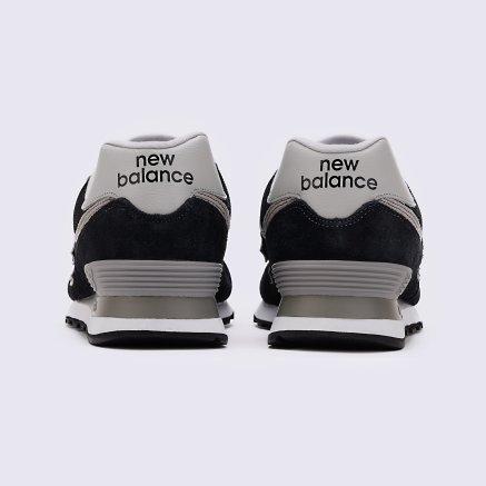 Кросівки New Balance Model 574 - 109605, фото 3 - інтернет-магазин MEGASPORT