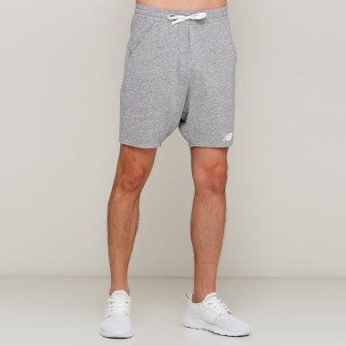 Шорты newbalance Shorts - 122497, фото 1 - интернет-магазин MEGASPORT