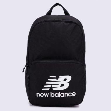 Рюкзаки newbalance Team Classic Backpack - 124894, фото 1 - интернет-магазин MEGASPORT